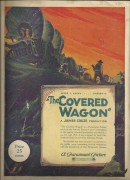 Der letzte Wagen ( Jesse L. Lasky ) Lois Wilson, J. Warren Kerrigan, Alan Hale, Charles Ogle,