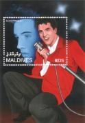 Maldives:  Elvis  Presley  Postfrisch **