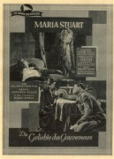 Maria Stuart / Geliebte des Gouverneurs,  Magda Sonja