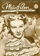 Mein Film 1946/14: Veronica Lake Cover, mit Berichten: Stewart Granger, Thea Weis, Humphrey Bogart, Die Nibelungen, Peggy Cummings, Zirkus,