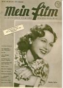 Mein Film 1946/30: Hertha Feiler Cover, mit Berichten: Fernandel, Rio Jim, Jules Verne, Raimu, Henry Fonda, Heidemarie Hatheyer, Geza von Bolvary, Geschwister Jäger,
