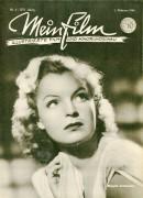 Mein Film 1946/05: Magda Schneider Cover, mit Berichten: Clark Gable, Tschkalow, Frisuren im Film, Petra Trautmann,