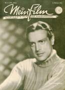 Mein Film 1946/06: Wolf Albach - Retty Cover, mit Berichten: Vivian Leigh, Rudolf Brix, Rex Harrison, Licht, Deanna Durbin, Edward G. Robinson,