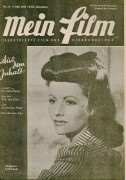 Mein Film 1947/19: Margaret Lockwood, Cover, Rückseite: Cyd Charisse mit Berichten: Gene Tierney, Stewart Granger, Chips Rafferty, Daphne Campbell, Pola Negri,