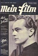 Mein Film 1948/15: Hans Jaray Pfarrer von Kirchfeld Cover, mit Berichten: Alan Ladd, George Brent, Heinz Rühmann, Maria Schell - Maresi, Erni Mangold,