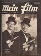 Mein Film 1949/36: Josef Meinrad & Theo Lingen Cover, Rückseite: Anouk Aimee mit Berichten: Curd Jürgens, Anna Lucosta, Cecile Aubry, Shirley Temple, John Mills ( Scott )  G. W. Pabst,