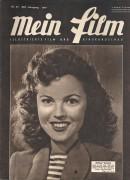Mein Film 1949/23: Shirley Temple Cover, Rückseite: Ava Gardner mit Berichten: Paul Henckels, Nadja Tiller, Jane Russell, Toni Schwarz,