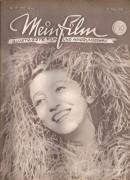 Mein Film 1946/12: Käthe Dorsch Cover,  mit Berichten: Eugen Sharin, Käthe Dorsch, Humphrey Bogart, Eric Walter, Angelika Hauff, Eva Zilcher, Dagmar Bothas,