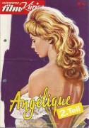52: Angelique II,  Michele Mercier,  Jean Louis Trintignant,