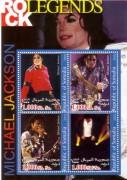 Somalia 2002:  Michael Jackson Block Postfrisch **