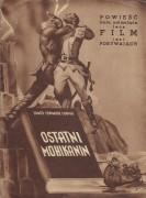 Der letzte Mohikaner ( James Fenimore Cooper )  Randolph Scott, Binnie Barnes, Bruce Cabot,