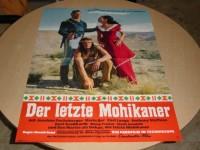 Der letzte Mohikaner,  Karin Dor,  Joachim Fuchsberger,