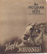 1706: Kopf hoch Johannes ! ( Propaganda HJ Jugend ) Sierck,