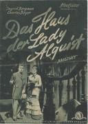 14: Das Haus der Lady Alquist ( Gaslight ) Ingrid Bergman, Charles Boyer, Joseph Cotten, May Whitty, Angela Lansbury, Barbara Everest,