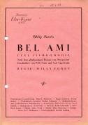 145: Bel Ami,  Willy Forst,  Olga Tschechowa,  Ilse Werner,