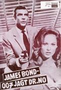 7292: James Bond 007 jagt Dr. No, Sean Connery, Ursula Andress,