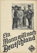 Ein Mann will nach Deutschland (Propaganda) Hermann Spielmans,