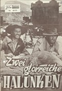 4830: Zwei glorreiche Halunken ( Sergio Leone )  Clint Eastwood,  Lee van Cleef,