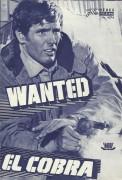 4574: Wanted El Cobra,  Giuliano Gemma,  Teresa Gimpera,