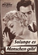 4939: Solange es Menschen gibt ( imitation of life ) Lana Turner, John Gavin, Sandra Dee,