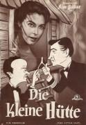 3948: Die kleine Hütte ( the little hut ) Ava Gardner, Stewart Granger, David Niven,
