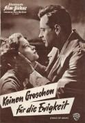 4802: Kein Groschen für die Ewigkeit ( force of arms ) William Holden, Nancy Olson, Frank Lovejoy, Gene Evans,