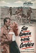 4930: Sie kamen nach Cordura ( they came to cordura ) Gary Cooper, Rita Hayworth, Van Heflin, Tab Hunter, Richard Conte,