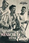 566: Menschen und Haien ( Hans Hass )  Dr. Jörg Böhler, Alfred von Wurzian, Heinz Gervais,