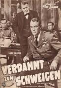 3316: Verdammt zum Schweigen ( One man mutiny )  Gary Cooper, Elisabeth Montgomery, Rod Steiger, Charles Bickford,