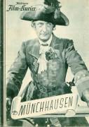3316: Münchhausen,  Hans Albers,  Ferdinand Marian,