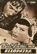 40: Zwei Nächte mit Kleopatra (Mario Mattoi.I) Alberto Sordi, Paul Muller, Ettore Manni, Rolf Tasna, Alberto talegalli