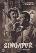 925: Singabur ( Singapore ) ( John Brahm ) Fred MacMurray, Ava Gardner, Roland Culver,