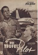 932: Des Teufels Pilot ( Chain Lightning ) Humphrey Bogart, Eleanor Parker, Raymond Massey,