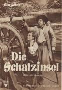 1225: Die Schatzinsel (Treasure Island ) ( Walt Disney ) Bobby Briscoll, Robert Newton, Basil Sydney, Walter Fitzgerald, Denis O´Dea,