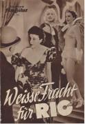 1505: Weisse Fracht für Rio ( Robert Siodmak ) Käthe von Nagy, Jean Pierre Aumont, Jules Berry, Marcel Dalio,