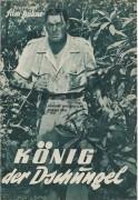 584: König der Dschungel, Johnny Weissmüller, Myrna Dell, Elena Verduga, Ralph Dunn,