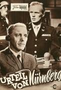 2548: Urteil von Nürnberg ( Stanley Kramer ) Marlene Dietrich,  Burt Lancaster, Spencer Tracy, Richard Widmark, Maximilian Schell, Judy Garland, Montgomery Clift