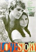 49/50:  Love Story,  Ali Mac Graw,  Ryan O´Neal,  Ray Milland,