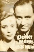 653: Kleiner Mann was nun ?  Victor de Kowa  Hermann Thimig