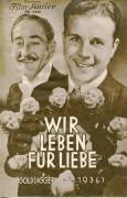 1419: Wir leben für Liebe  ( Golddigger 1936 )  Dick Powell