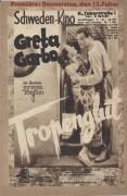 Film im Bild 38 : Tropenglut ( Premieren Ausgabe ) Greta Garbo 1ster Tonfilm !
