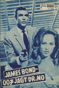 James Bond - 007 jagt Dr. No (Terence Young)  ( blau ) Sean Connery, Joseph Wiseman, Jack Lord, Ursula Andress, Anthony Dawson, John Kitzmiller