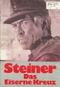 197: Steiner, Das eiserne Kreuz,  James Coburn,  Senta Berger,