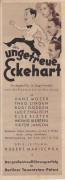 Der ungetreue Eckehart ( Hubert Marischka ) Hans Moser, Theo Lingen, Rudi Godden, Lucie Englisch, Else Elster, Hedwig Bleibtreu, Viktor Janson, ( LV )