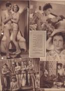 Die drei Codonas ( Zirkus ) Rene Deltgen, Ernst von Klipstein, Lena Norman, Josef Sieber, Harald Paulsen, Annelies Reinhold, ( GV )