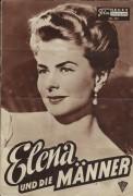 412: Elena und die Männer,  Ingrid Bergman,  Jean Marais,