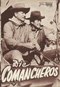 2600: Die Comancheros ( Michael Curtiz ) John Wayne,  Stuart Whitman, Ina Balin, Nehemiah Persoff, Lee Marvin, Michael Ansara, Pat Wayne, Bruce Cabot, Joan O´Brien