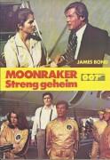 257/258: Moonraker,  ( James Bond ) Roger Moore, Lois Chiles,