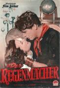 3692: Der Regenmacher ( the rainmaker )  Burt Lancaster, Katherine Hepburn, Wendell Corey, Lloyd Bridges,