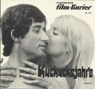 218: Kuckucksjahre ( George Morse ) Francesca Oehme, Rolf Zacher, Dunja Rajter, Hubert von Meyerinck,